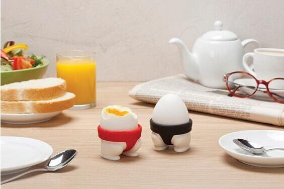Sumo Eggs egg cup